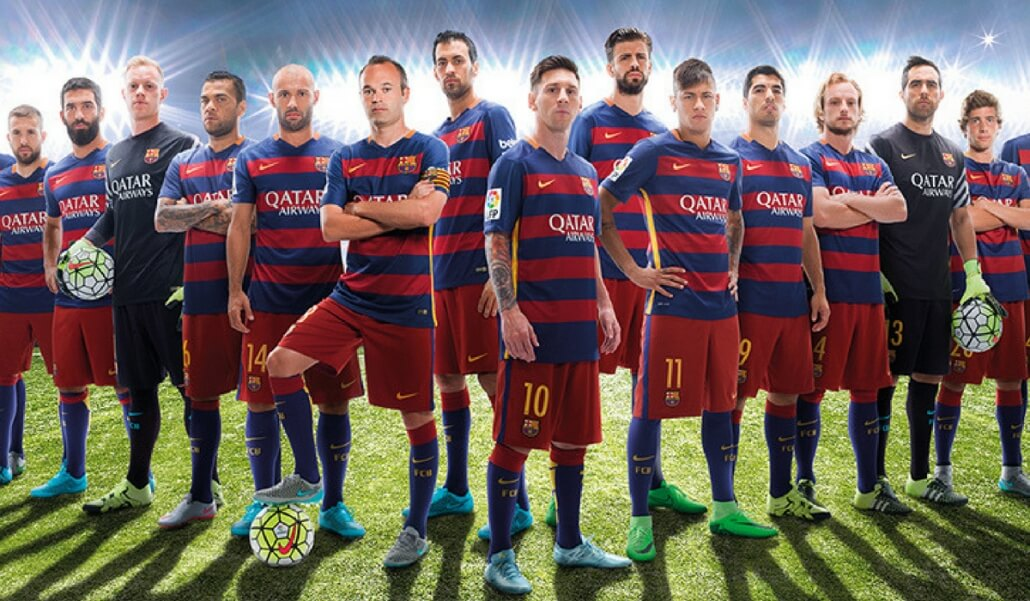 Fc Barcelona Part Of The Catalan Identity Spanish Trails