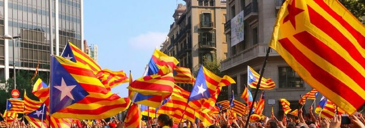 Important Flags You Ll See In Barcelona Spanish Trails