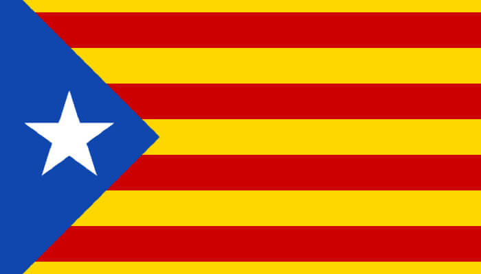 Important Flags You'll See in Barcelona | Spanish Trails