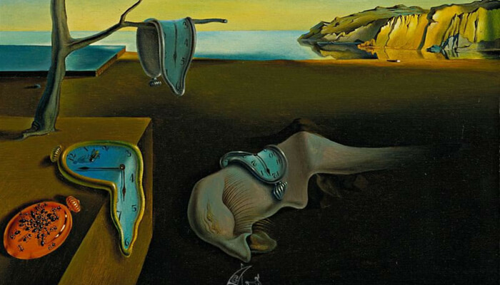 """The Persistence of Memory"""