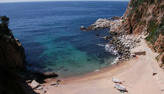 Fantastic Costa Brava Cove
