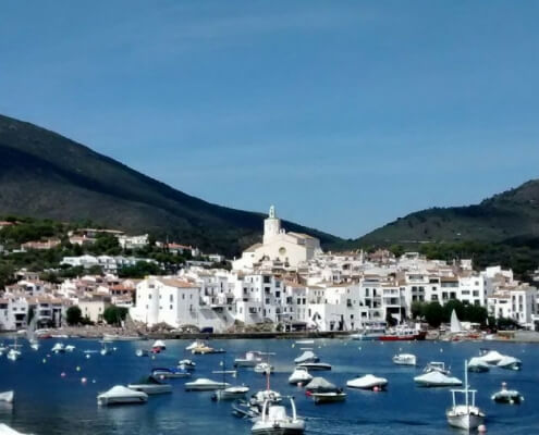 Cadaques - wonderful mediterranean village