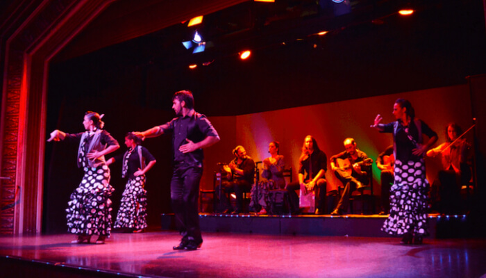 Flamenco on Stage