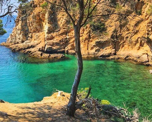 Costa Brava Coves
