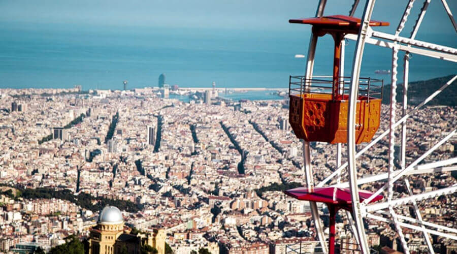 The Best View Points In Barcelona Spanish Trails