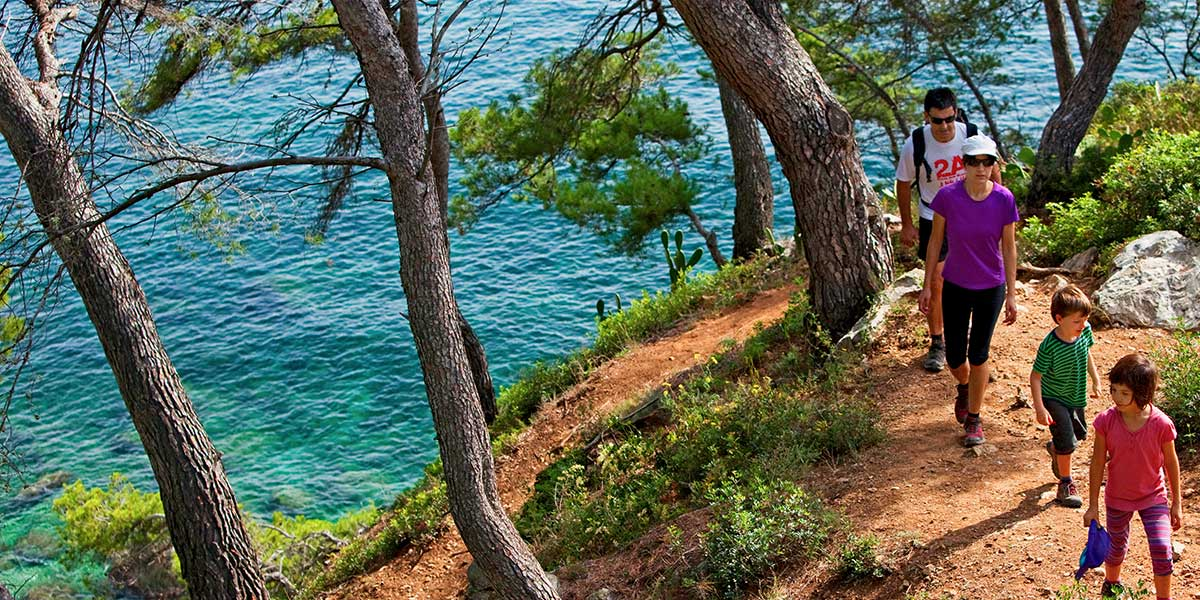 Picturesque Costa Brava Hiking Experience