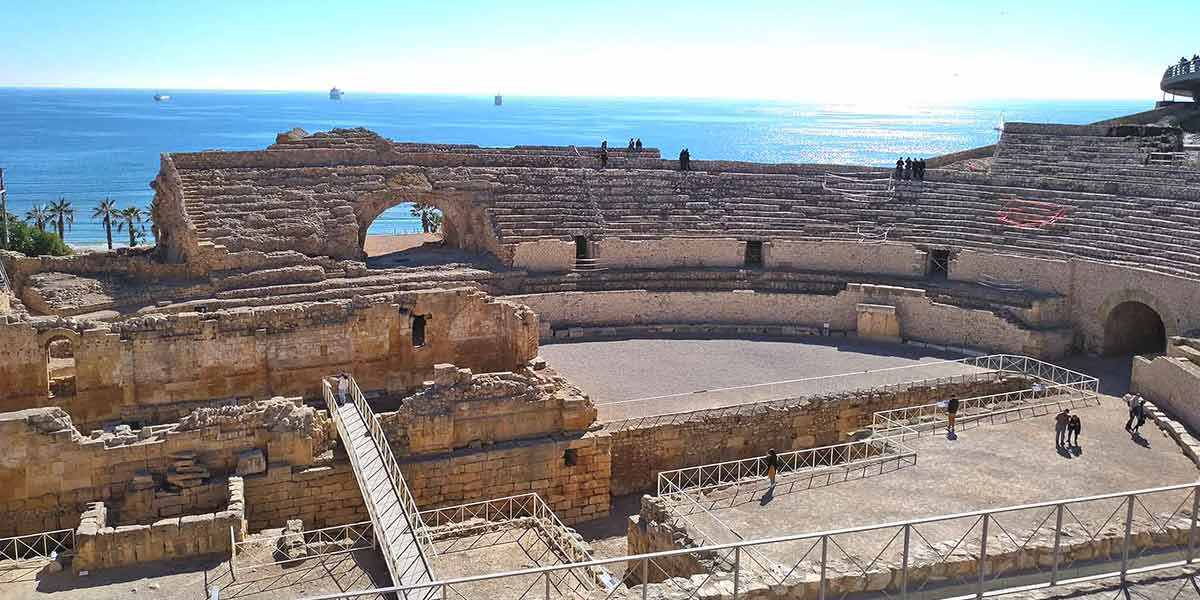 Private Tarragona Tour: Roman Heritage and Ancient Monastery